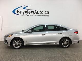 Used 2019 Hyundai Sonata ESSENTIAL - 6000KMS! HTD SEATS! SUNROOF! BLINDSPOT ALERT! PADDLE SHIFTERS! + MORE! for sale in Belleville, ON