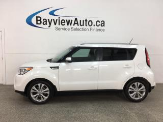 Used 2015 Kia Soul EX+ - 95,000KMS! AUTO! ALLOYS! + MORE! for sale in Belleville, ON