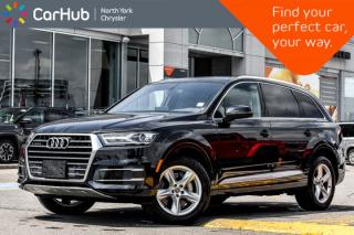 Used 2019 Audi Q7 Komfort|Pano_Sunroof|GPS|Backup_Cam|Bluetooth|Keyless_Go| for sale in Thornhill, ON