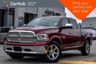 Used 2018 RAM 1500 Laramie|4x4|Crew|Trailer.Tow,Convi.Pkgs|Sunroof|Backup_Cam|Alpine.Audio| for sale in Thornhill, ON