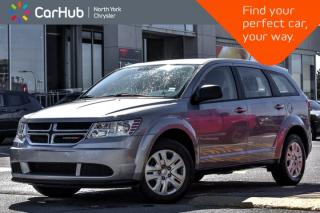 Used 2016 Dodge Journey Canada Value Pkg|Keyless_Entry|AM/FM.Radio|CD.Player| for sale in Thornhill, ON