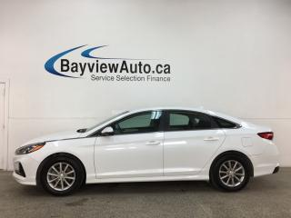 Used 2019 Hyundai Sonata ESSENTIAL - HTD SEATS! APPLE CARPLAY! ANDROID AUTO! PWR GROUP! ALLOYS! + MORE! for sale in Belleville, ON