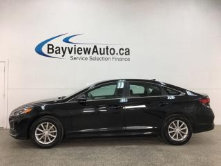 Used 2019 Hyundai Sonata ESSENTIAL - HTD SEATS! ALLOYS! APPLE CARPLAY! ANDROID AUTO! + MORE! for sale in Belleville, ON