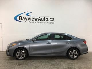 Used 2019 Kia Forte EX - HTD SEATS! APPLE CARPLAY! ANDROID AUTO! REVERSE CAM! ALLOYS! + MORE! for sale in Belleville, ON