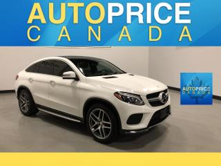 Used 2016 Mercedes-Benz GLE NAVIGATION|PANOROOF|LEATHER for sale in Mississauga, ON
