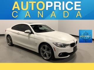 Used 2016 BMW 428i i xDrive MOONROOF|NAVIGATION|LEATHER for sale in Mississauga, ON