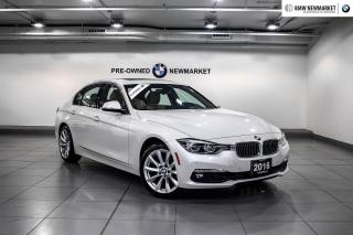 Used 2016 BMW 328i xDrive Sedan -1OWNER| NO ACCIDENTS| PARKING SENSORS| for sale in Newmarket, ON