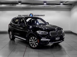 Used 2019 BMW X3 xDrive30i -1OWNER|NO ACCIDENTS| PANO SUNROOF| for sale in Newmarket, ON