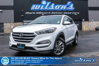 Used 2018 Hyundai Tucson Premium 2.0L AWD - Heated Front + Rear Seats, Blind Spot & Rear Cross Traffic Alert, Rear Camera for sale in Guelph, ON
