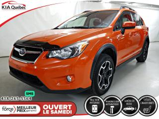 Used 2015 Subaru XV Crosstrek Touring Awd Camera for sale in Québec, QC
