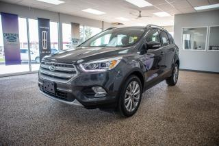 Used 2018 Ford Escape Titanium for sale in Okotoks, AB