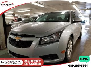 Used 2011 Chevrolet Cruze Lt Turbo A/c for sale in Québec, QC