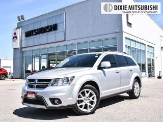 Used 2013 Dodge Journey CREW | 19 ALLOYS | REAR CLIMATE CONTROL | for sale in Mississauga, ON