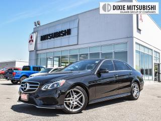 Used 2016 Mercedes-Benz E-Class E250 Bluetec 4matic | NAVI | BLIND SPOT | PARK ASSIST for sale in Mississauga, ON