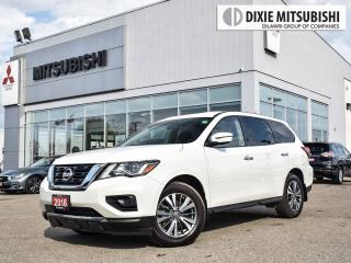 Used 2018 Nissan Pathfinder S | BACK-UP CAMERA | ALLOYS | 7 PASSENGER for sale in Mississauga, ON