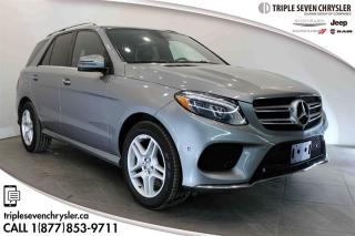 Used 2016 Mercedes-Benz GLE350 d 4MATIC for sale in Regina, SK