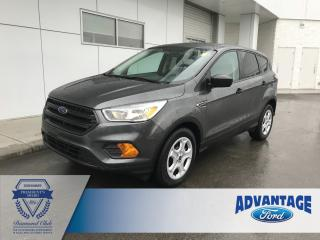 Used 2017 Ford Escape S for sale in Calgary, AB
