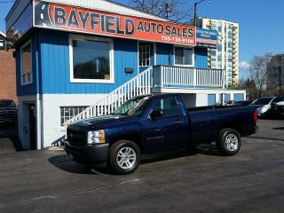 Used 2009 Chevrolet Silverado 1500 Regular Cab Long Box **5.3L V8/Power Group/Only 38k!** for sale in Barrie, ON