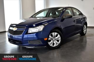 Used 2012 Chevrolet Cruze LS for sale in St-Jean-Sur-Richelieu, QC