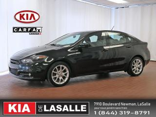 Used 2013 Dodge Dart Rallye Sxt Turbo for sale in Montréal, QC