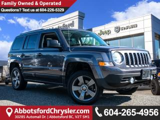 Used 2015 Jeep Patriot Sport/North *LOCALLY DRIVEN* for sale in Abbotsford, BC