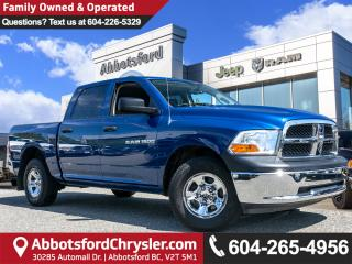 Used 2011 Dodge Ram 1500 ST *ACCIDENT FREE* *LOCALLY DRIVEN* for sale in Abbotsford, BC