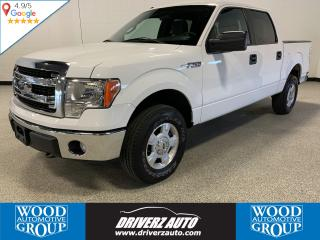 Used 2014 Ford F-150 XLT CLEAN CARFAX, ONE OWNER, 5.0L V8 for sale in Calgary, AB