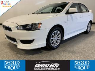 Used 2012 Mitsubishi Lancer SE AWC AWD, CLEAN CARFAX, ONE OWNER for sale in Calgary, AB