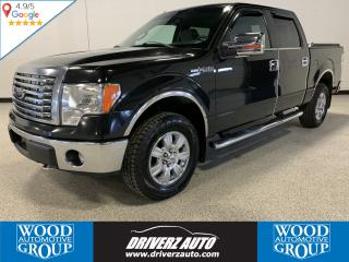 Used 2012 Ford F-150 XLT CLEAN CARFAX, ONE OWNER, 5.0L V8 for sale in Calgary, AB