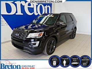 Used 2017 Ford Explorer XLT for sale in St-Eustache, QC