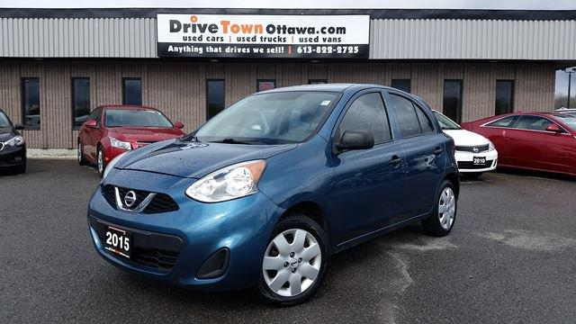 2015 Nissan Micra S **LOW LOW PAYMENT**