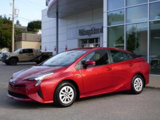 Used 2017 Toyota Prius HYBRIDE - Très bas km - hayon for sale in Trois-Rivières, QC