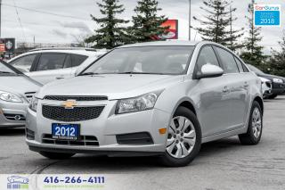 Used 2012 Chevrolet Cruze LT Turbo No Accidents Certified Serviced Spotless for sale in Bolton, ON