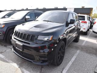 Used 2018 Jeep Grand Cherokee SRT HIGH PERFORMANCE BRAKES/NAVI/TRAILER PACKAGE for sale in Concord, ON
