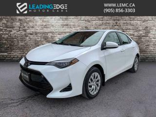 Used 2019 Toyota Corolla LE ECO Adaptive Cruise, Safety Package for sale in Woodbridge, ON
