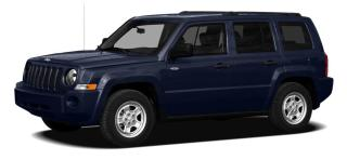 Used 2010 Jeep Patriot LIMITED for sale in Leduc, AB