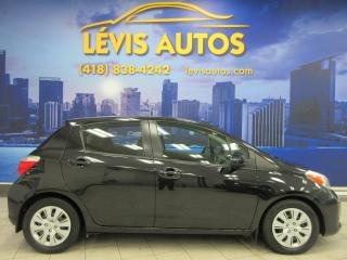 Used 2014 Toyota Yaris LE A/C for sale in Lévis, QC