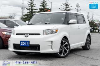 Used 2014 Scion xB No Accidents Tint Alarm Alloys Certified Serviced for sale in Bolton, ON