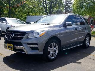 Used 2013 Mercedes-Benz ML-Class 4MATIC 4dr ML 350 BlueTEC for sale in Guelph, ON
