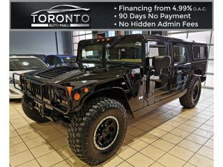 Used 1997 Hummer H1 for sale in North York, ON