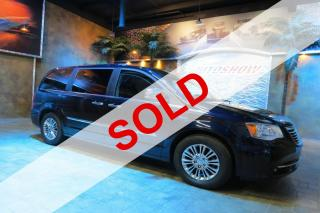 Used 2011 Chrysler Town & Country **LUXURY TOURING EDITION....69k !!!** for sale in Winnipeg, MB