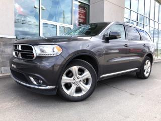 Used 2015 Dodge Durango LTD for sale in Ste-Agathe-des-Monts, QC