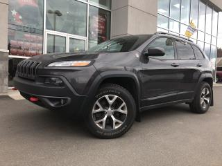 Used 2016 Jeep Cherokee for sale in Ste-Agathe-des-Monts, QC
