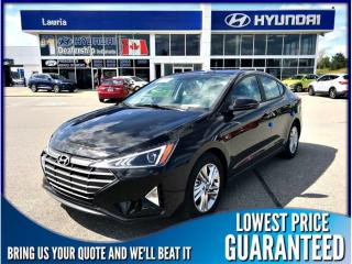 New 2019 Hyundai Elantra Preferred w/Sun & Safety Pkg for sale in Port Hope, ON