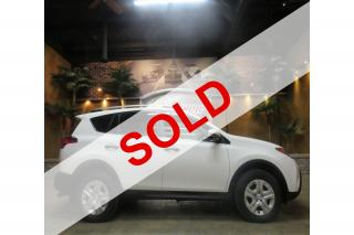 Used 2013 Toyota RAV4 ** LOW K!!! LE EDITION!! ** for sale in Winnipeg, MB