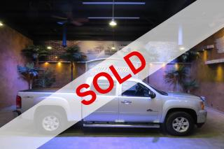 Used 2013 GMC Sierra 1500 SLE Crew Cab 4WD for sale in Winnipeg, MB