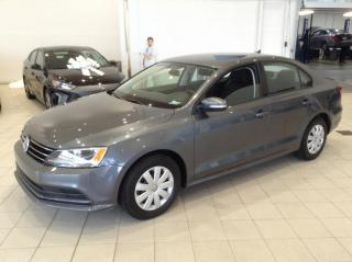 Used 2015 Volkswagen Jetta TSI CAMERA for sale in Longueuil, QC