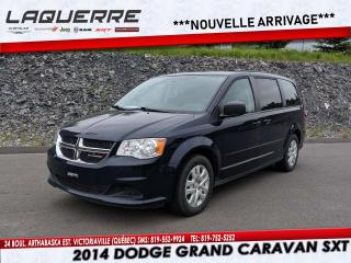 Used 2014 Dodge Grand Caravan Sxt Stow And Go Gr for sale in Victoriaville, QC