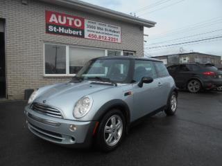 Used 2006 MINI Cooper Toit Pano for sale in St-Hubert, QC