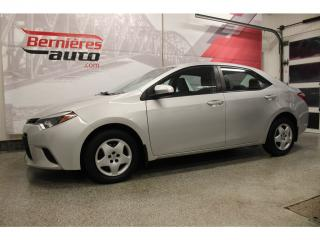 Used 2014 Toyota Corolla for sale in Lévis, QC